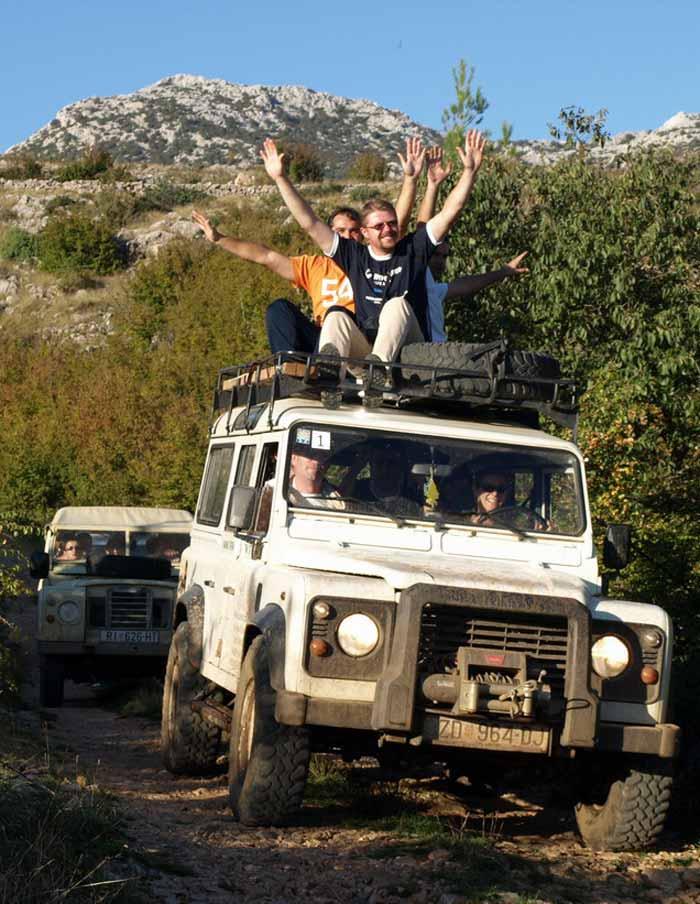 Velebit Jeep Safari @ Zadar Tours and Excursions