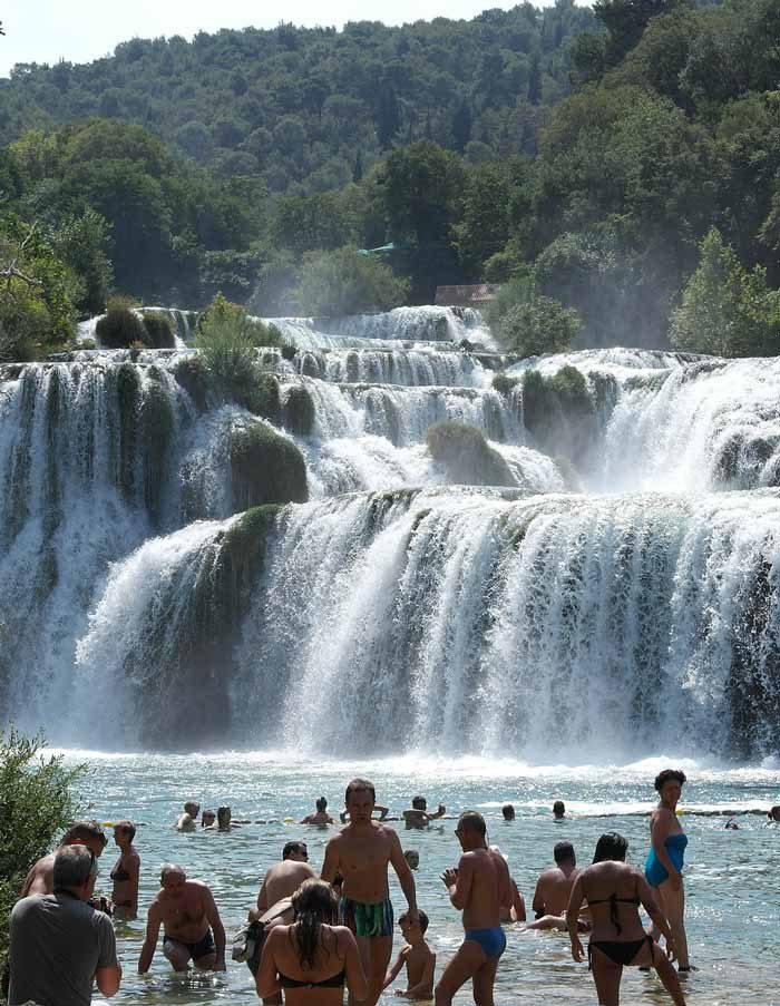 Terra Krka Waterfalls Lakes Tour