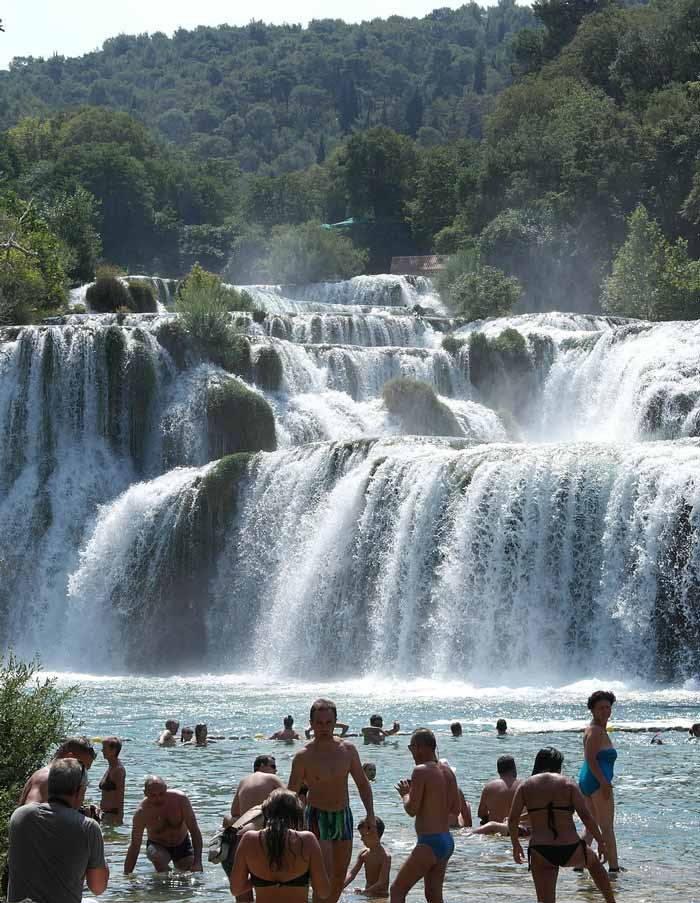 Terra Krka Waterfalls Lakes Tour